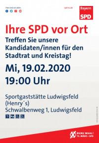 Kandidatenvorstellung Ludwigsfeld