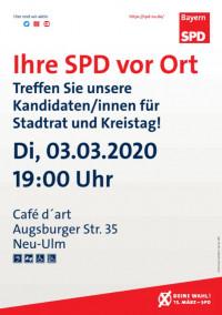Kandidatenvorstellung Neu-Ulm d´art