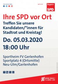 Kandidatenvorstellung Gerlenhofen